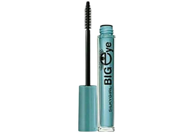 SilkyGirl Big Eye Collagen Waterproof Mascara, maskara terbaik