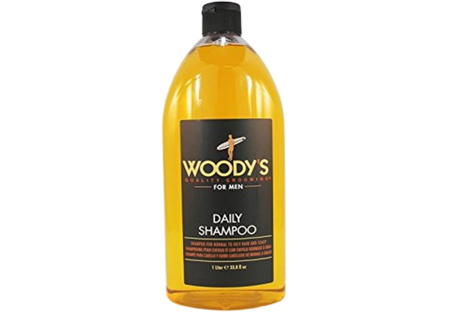 Woodys Daily Shampoo for Men