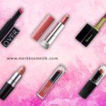 10 Rekomendasi Merek Lipstik Terbaik Dan Murah (Update Tahun 2020)