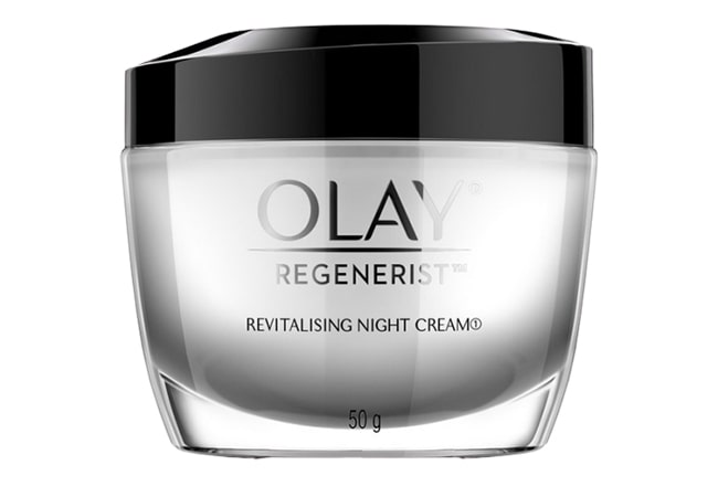Olay Regenerist Revitalising Night Cream Moisturizer