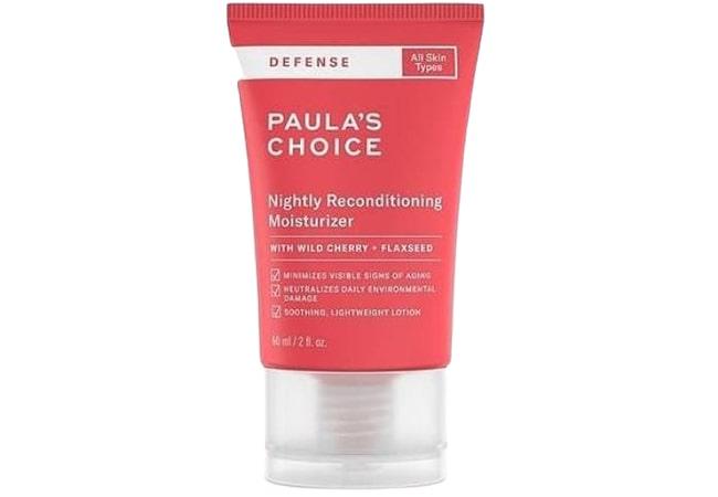 Paulas Choice Defense Nightly Reconditioning Moisturizer