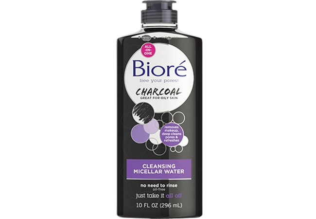Biore Charcoal Cleansing Micellar Water