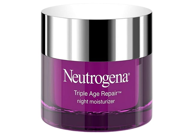 Neutrogena Triple Age Repair Vitamin C Night Cream