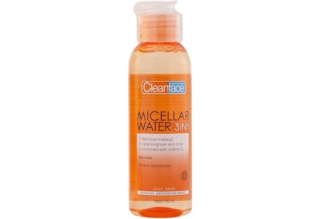 Purbasari Clean Face Micellar Water