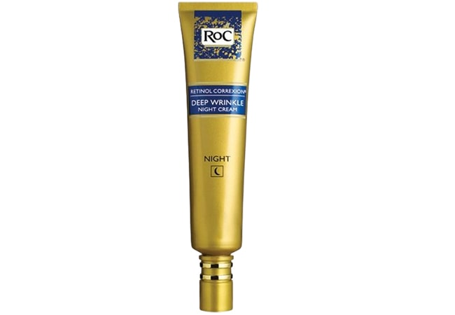 RoC Retinol Correxion Deep Wrinkle Anti-Aging Retinol Night Cream