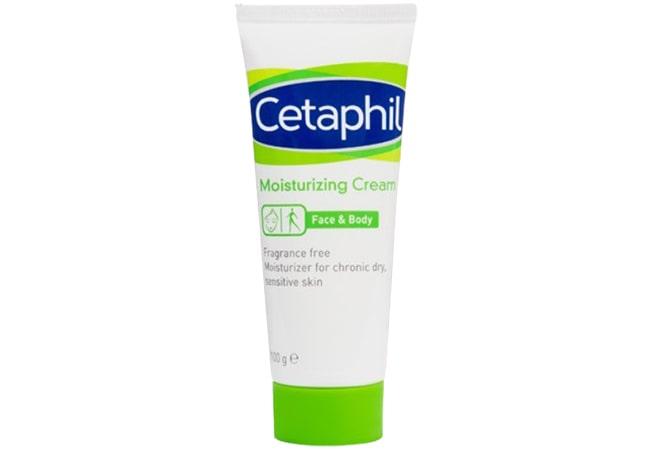 pelembab wajah pria untuk kulit kering, Cetaphil Moisturizing Cream