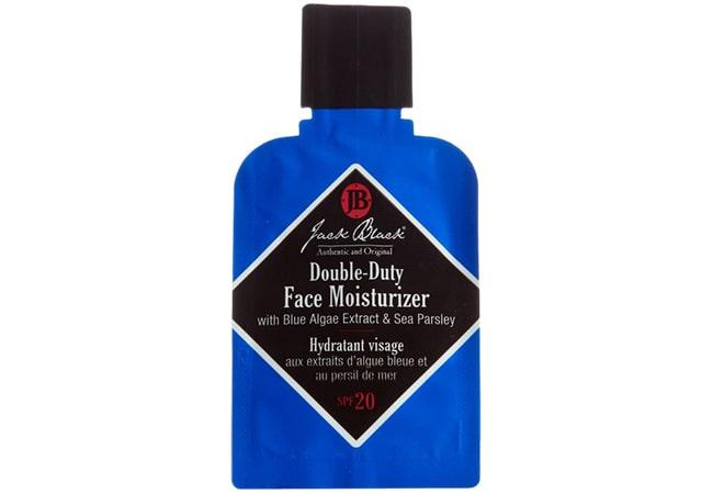 pelembab wajah pria untuk kulit kering, Jack Black Double-Duty Face Moisturizer SPF 20