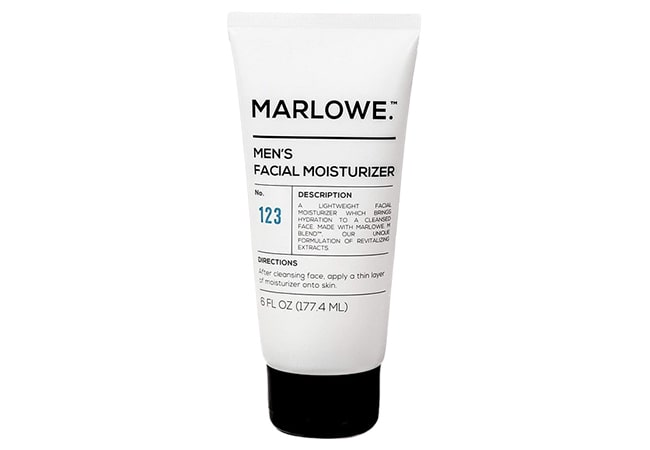 MARLOWE No. 123 Mens Facial Moisturizer