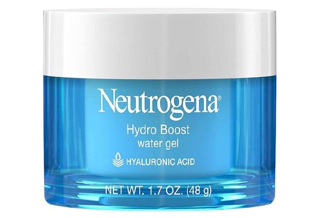 pelembab wajah pria untuk kulit kering, Neutrogena Hydro Boost Water Gel