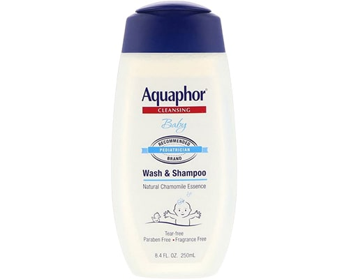 Aquaphor Cleansing Baby Wash
