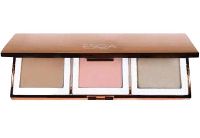 ESQA The Goddess Cheek Palette Aphrodite, merk blush on palette yang bagus