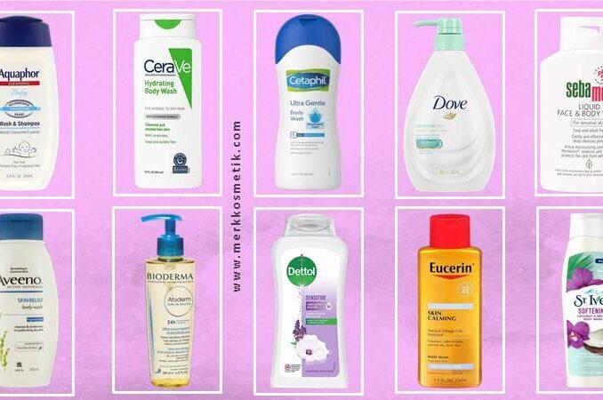 Sabun Mandi Untuk Kulit Sensitif dan Alergi