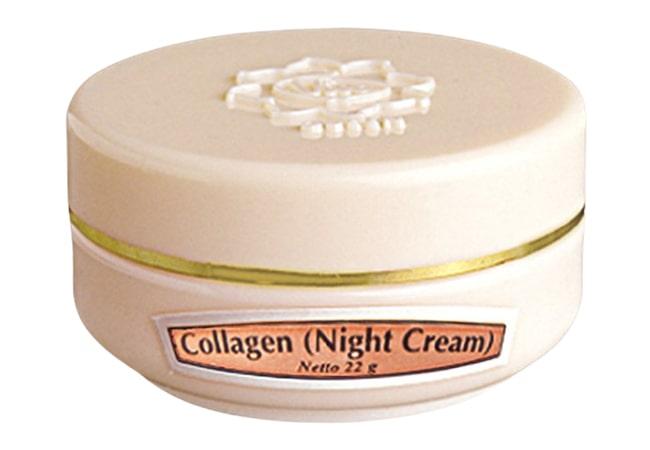 Viva Queen Collagen Night Cream, Krim Malam Yang Bagus Untuk Usia 20an