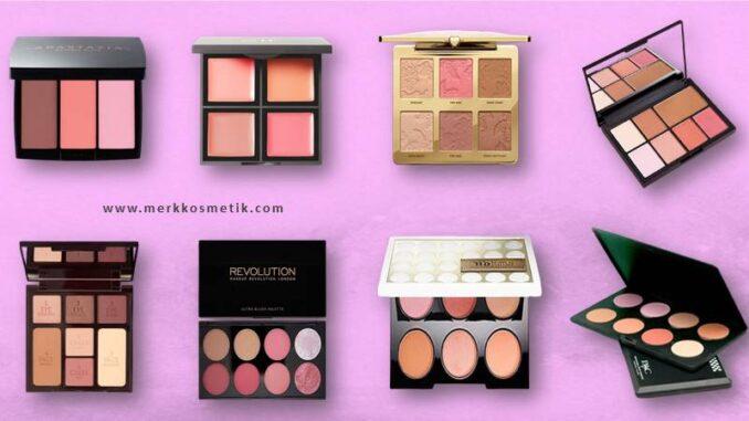 Merk Blush On Palette Yang Bagus