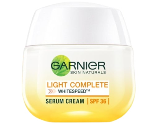 Garnier Light Complete Yuzu Day Cream SPF36