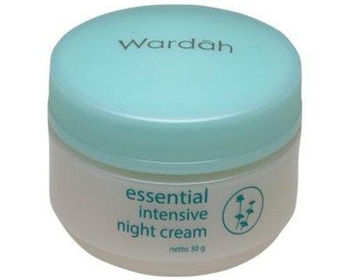 Wardah Essential Intensive Night Cream