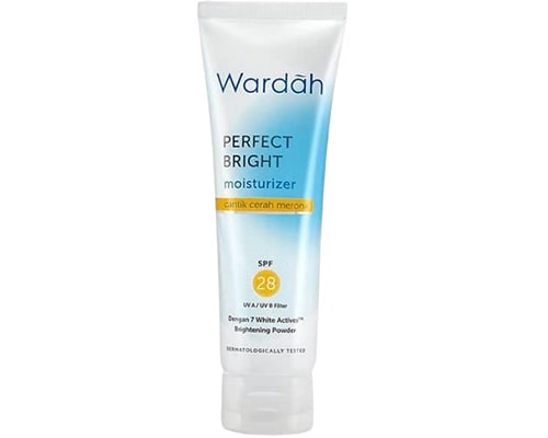 Wardah Perfect Bright Moisturizer SPF 28