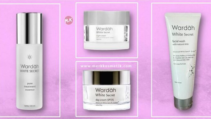 Harga Wardah White Secret