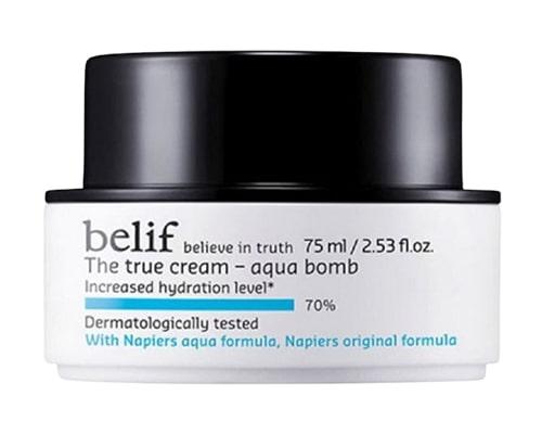 Belif The True Cream Aqua Bomb, Pelembab Korea Untuk Kulit Berminyak