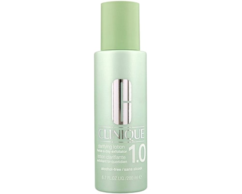 Clinique Clarifying Lotion Twice a Day Exfoliator