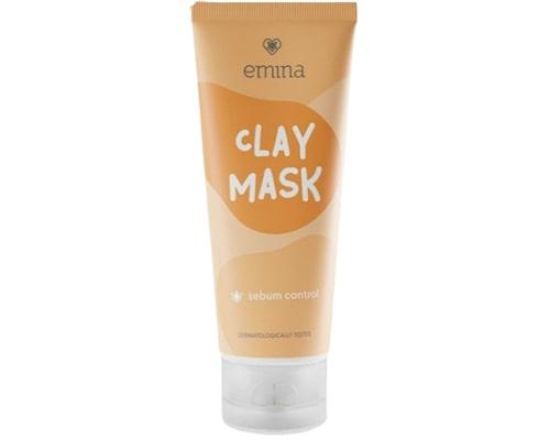 Emina Clay Mask Sebum Control, Skincare Emina Untuk Kulit Berminyak