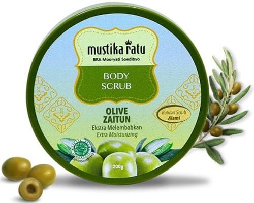 Mustika Ratu Zaitun Body Scrub
