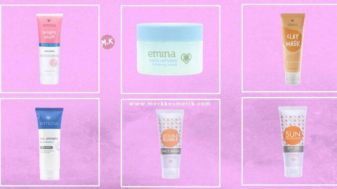 Skincare Emina Untuk Kulit Berminyak