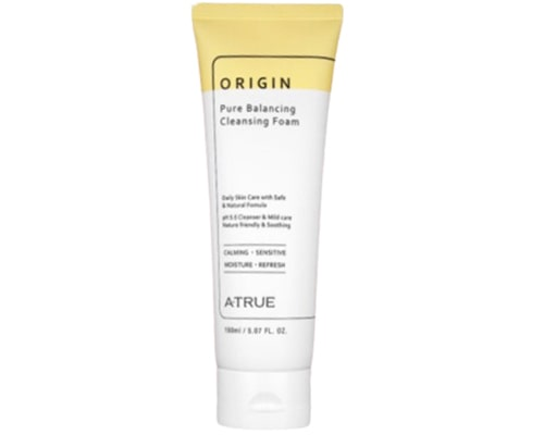 ATRUE I Origin Pure Balancing Cleansing Foam