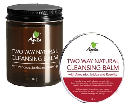 Aquila Herb Two Way Natural Cleansing Balm