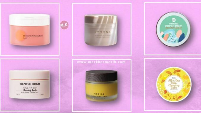 Cleansing Balm Lokal