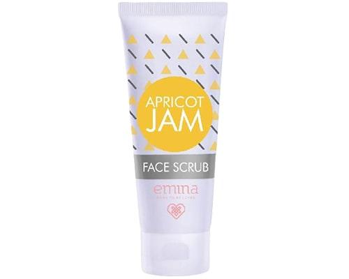Emina Apricot Jam Face Scrub, Face Scrub Untuk Kulit Kombinasi