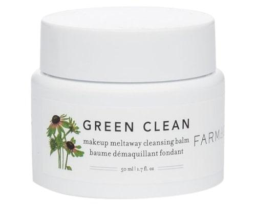 Farmacy Green Clean Makeup Removing Cleansing Balm, Cleansing Balm Untuk Kulit Berjerawat
