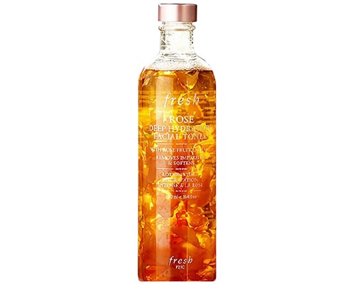 Fresh Rose Deep Hydration Facial Toner, Hydrating Toner Untuk Kulit Kombinasi