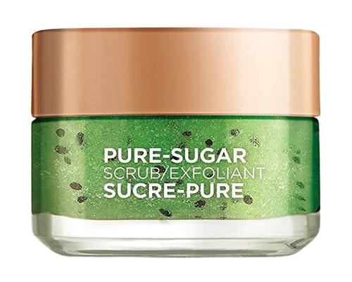 LOreal Paris Pure Sugar Scrub Purify & Unclog