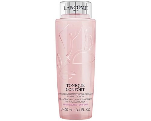 Lancome Tonique Confort Re-Hydrating Comforting Toner with Acacia Honey, Hydrating Toner Untuk Kulit Kombinasi