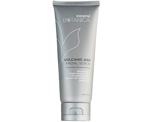 Mineral Botanica Volcanic Ash Facial Scrub