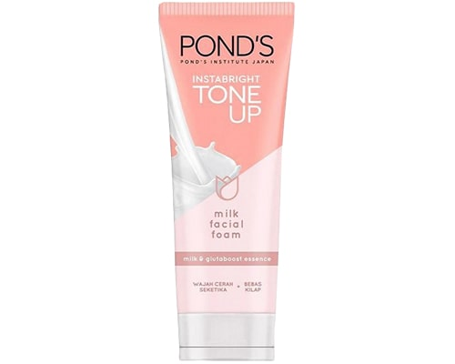 Ponds Instabright Tone Up Facial Foam