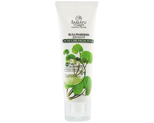 Sariayu Acne Care Facial Foam