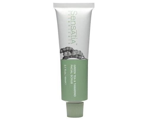 Sensatia Botanicals Green Tea & Tamarind Facial Scrub