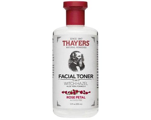 Thayers Witch Hazel With Rose Petal, Hydrating Toner Untuk Kulit Kombinasi