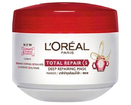 Loreal Paris Total Repair Hair Spa Mask