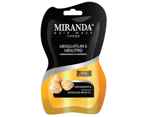 Miranda Hair Mask Kukui Nut