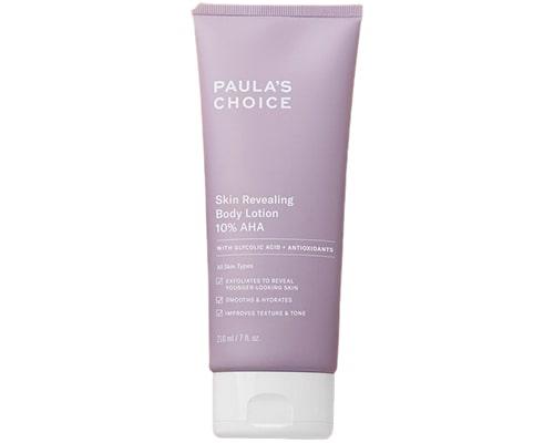 Paulas Choice Resist Skin Revealing Body Lotion with 10% AHA