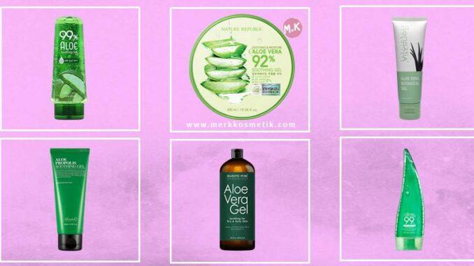 Produk Aloe Vera Gel Yang Bagus