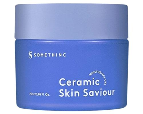 Somethinc Ceramic Skin Saviour Moisturizer Gel, Rekomendasi Pelembab Untuk Kulit Kering
