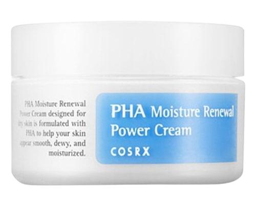 Cosrx PHA Moisture Renewal Power Cream, Pelembab Yang Mengandung Niacinamide