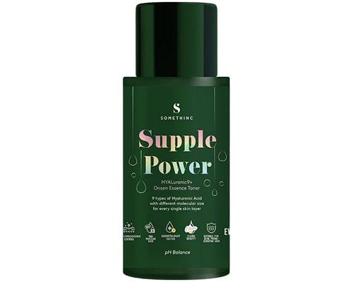 Somethinc Supple Power Hyaluronic9 + Osen Essence Toner