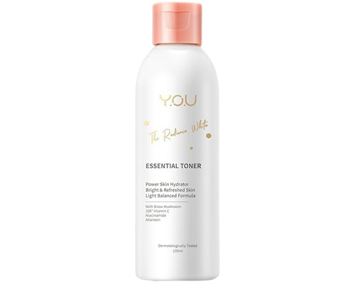 YOU The Radiance White Esential & Refreshing Toner