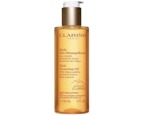 Clarins Paris Total Cleansing Oil