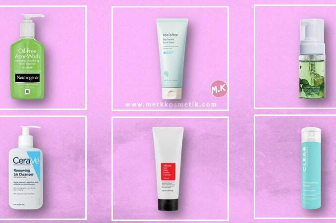 Facial Wash Yang Mengandung Salicylic Acid